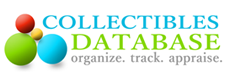 Collectibles Database Online